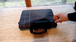 Обзор бюджетно чехла для ноутбука диагональ 15.6