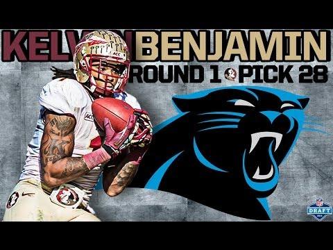 2014 NFL Draft: Kelvin Benjamin