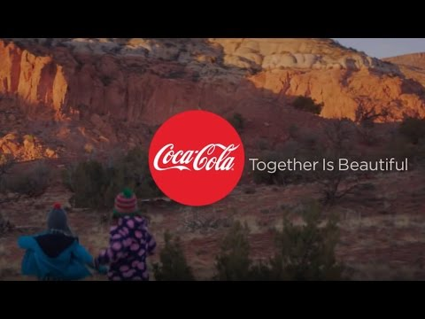 Coca-Cola 'Together Is Beautiful' Commercial