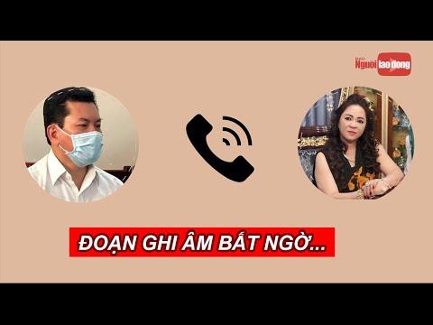 """Xuất hiện đoạn ghi âm cho rằng bà Nguyễn Phương Hằng có """"nội tình"""" với """"thần y"""" Võ Hoàng Yên"""