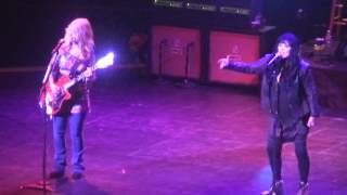 Heart-Straight On live in Rosemont, IL 6-12-15
