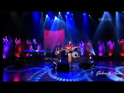 Gabrielle Aplin - Please Don't Say You Love Me - The Late Late Show [2013.02.08]
