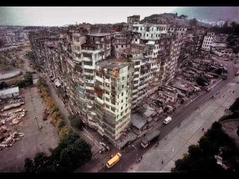 Kowloon Walled City BBC Documentary 1980 (Subtitles)