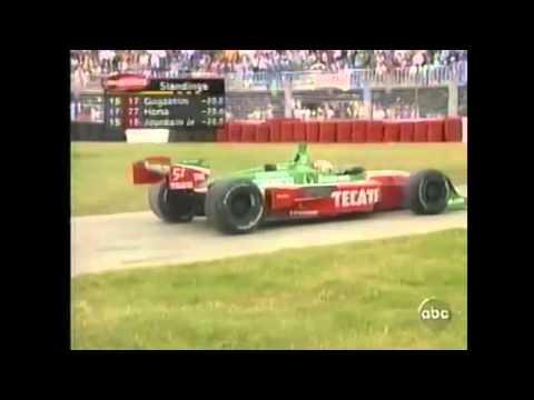 2001 Cart: Monterrey Grand Prix finish