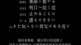 Gather   青と瓶と缶  不二&菊丸&真田&跡部&赤也&千石&越前&忍足 歌词