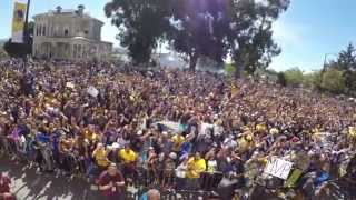 All-Access: Warriors Championship Parade