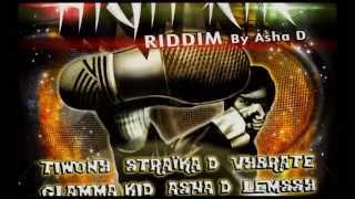 Mc Trooper - Jah is the king -  High Kik Riddim