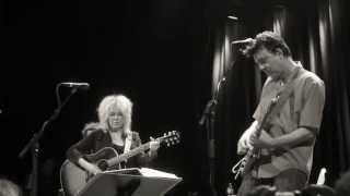 "LUCINDA WILLIAMS ""Blessed"" @ Kaufleuten (Zürich, CH) 8.6.2013"