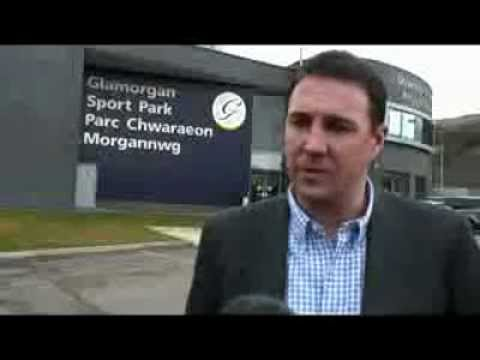 Cardiff City FC and the University of Glamorgan open football Academy