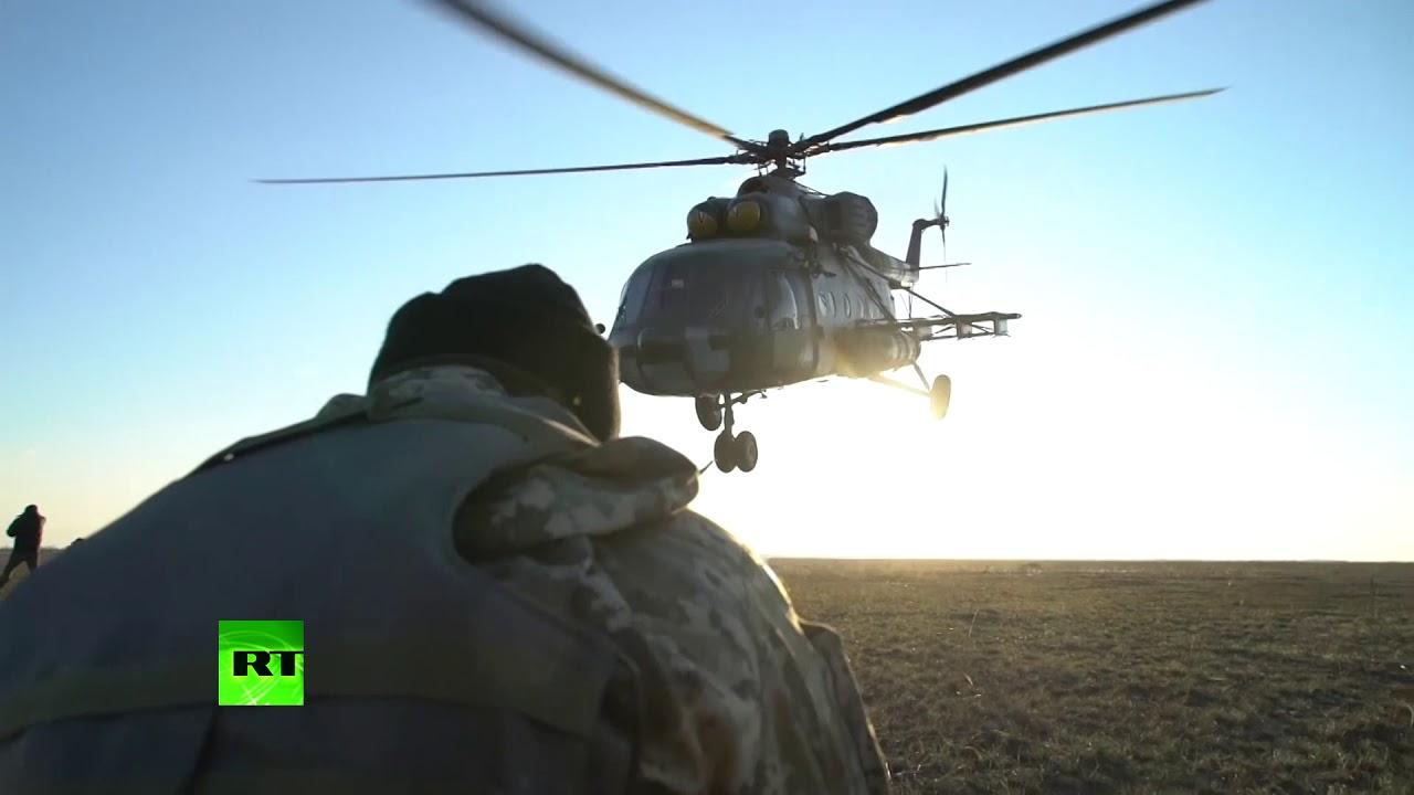 Курс на эскалацию: Украина провела учения в Азовском море по уничтожению воздушных целей