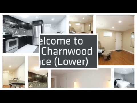 For Lease - 25 Charnwood Place - Basement