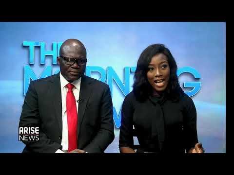 Aron Akerejola talk on  news making headlines across the globe