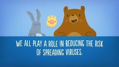 How To Slow The Spread of Viruses