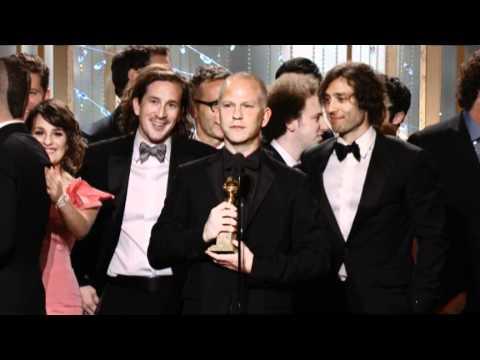 Glee Wins Best TV Series Musical or Comedy - Golden Globes 2011