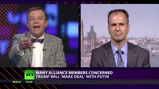 CrossTalk on Trump and Europe: Estranged allies