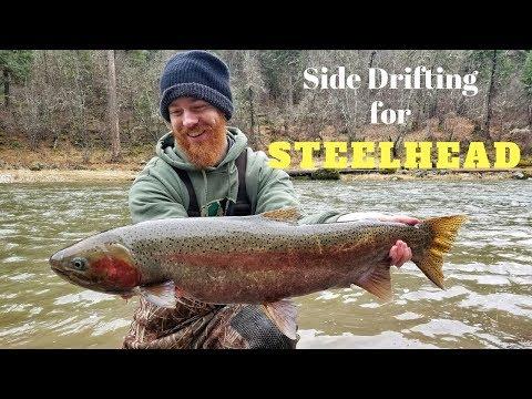 Classic B-Run Clearwater, Idaho Steelhead Fishing \\ Bank Fishing For Steelhead