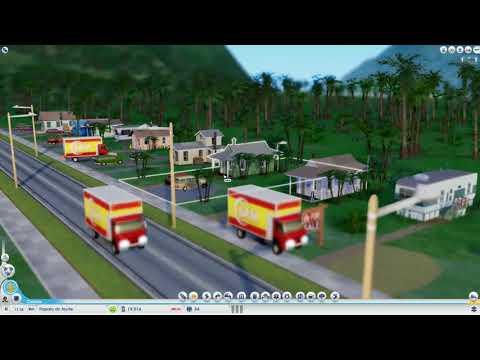 🏥 SimCity 🏤 EP1: Respeito ao Pedestre (Até D+)