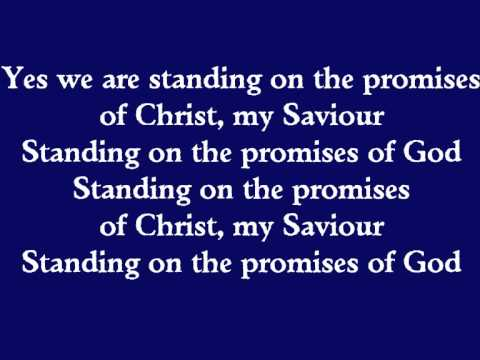 Stand Up for Jesus - Carlene Davis (Lyrical Video)