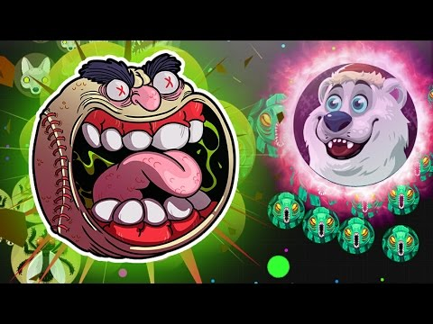 LIVE STREAM #AGARIO PLAYING WITH FANS! AGAR IO TAKE OVER SERVER