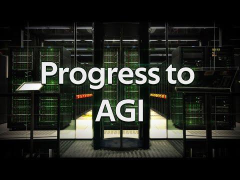 Progress Towards an Artificial General Intelligence
