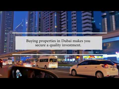 Benefits of buying property in Dubai