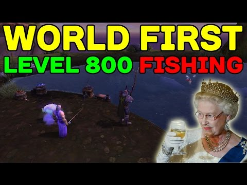 WORLD FIRST LEVEL 800 FISHING - Tales From the Stream !!