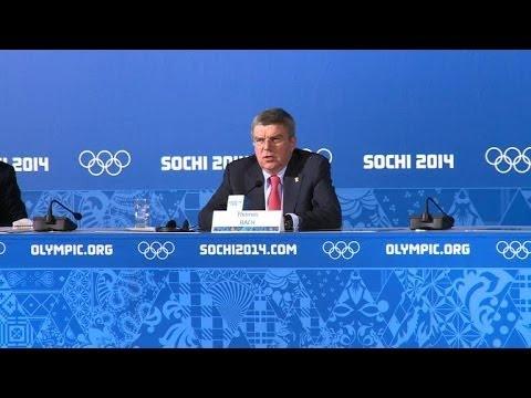 JO: la charte olympique sera respectée à Sotchi, assure le CIO