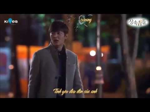 [Karaoke/Instrumental] [Vietsub] Painful Love/Love Hurts (The Heirs OST) - Lee Min Ho
