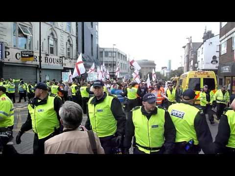 EDL Liverpool June 3rd 2017