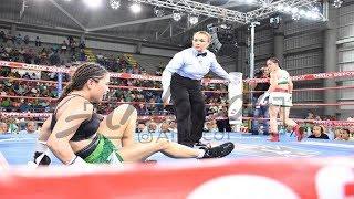 Rusita Rivas vs Liliana Palmera Highlights Tv Azteca