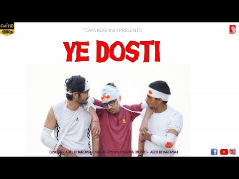 ye-dosti-(cover)-full-video-|-kishore-kumar-|-cover-by-abhi-bhardwaj-|-sholay-(1975)