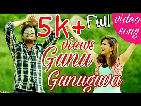 Gunu Gunu full video song gunu gunu song gunu gunu guava song dalapathi 2017 video songs