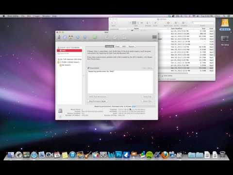 How To Fix Your Mac If It Is Running Slowly Or Freezing Using Disc Permission Repair