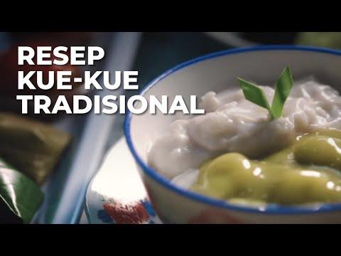 Resep Kue Kue Tradisional dari Toko Tanpa Nama