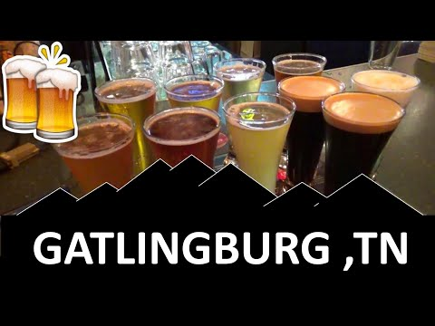 Guide to Drinking in Gatlinburg Tennessee with The Legend