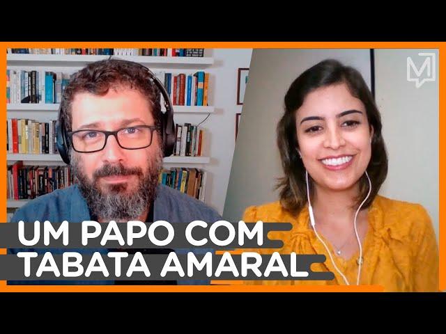 Conversas: Manual de compreensão do ataque nas redes de Tabata Amaral