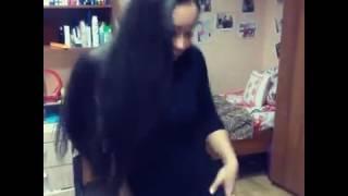 Танцы в общаге😂