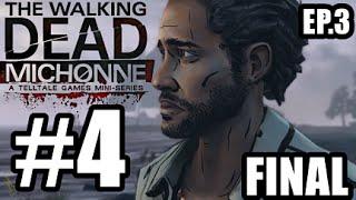 It All Ends! - Episode 3 What We Deserve - The Walking Dead Michonne #4