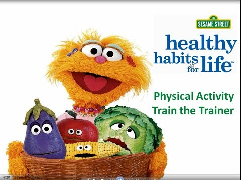 Let's Move! Child Care Physical Activity for Trainers