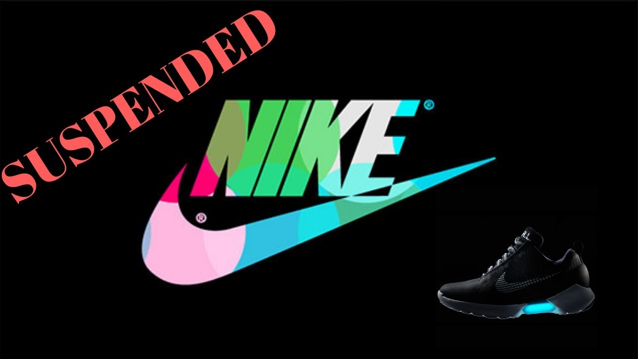 SUSPENDED for selling Nike Shoes  - YouTube 74a2d4eb2