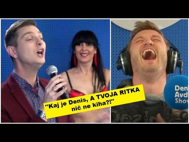 MURKO PRESENETIL AVDIĆA: Uletel v studio in naredil SPEKTAKEL, ki ga moraš videti!
