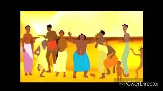 Kirikou danse sur Gilet jaune 😂