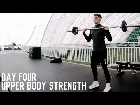 how to build strength and stamina