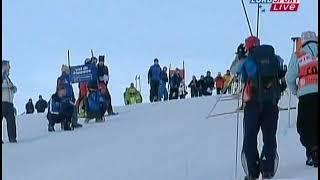 2009 01 04 Тур де Ски Валь ди Фьемме 9 км женщины финал свободный стиль