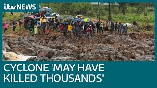 Thousands feared dead after Cyclone Idai rips through southern Africa | ITV News