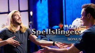 Gag Reel! Day[9] vs. Kyle Hill   Magic: The Gathering: Spellslingers
