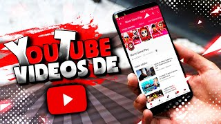 YouTube Sin Internet 2018 | Android |
