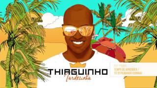 Thiaguinho - Tempo de Aprender / Tô te Filmando (Álbum Tardezinha) [Áudio Oficial]