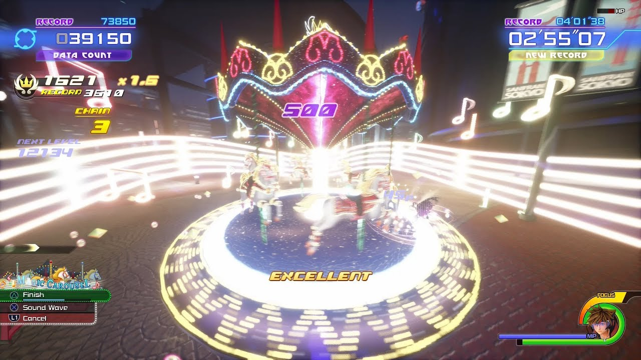 Image result for kingdom hearts 3 attraction attacks