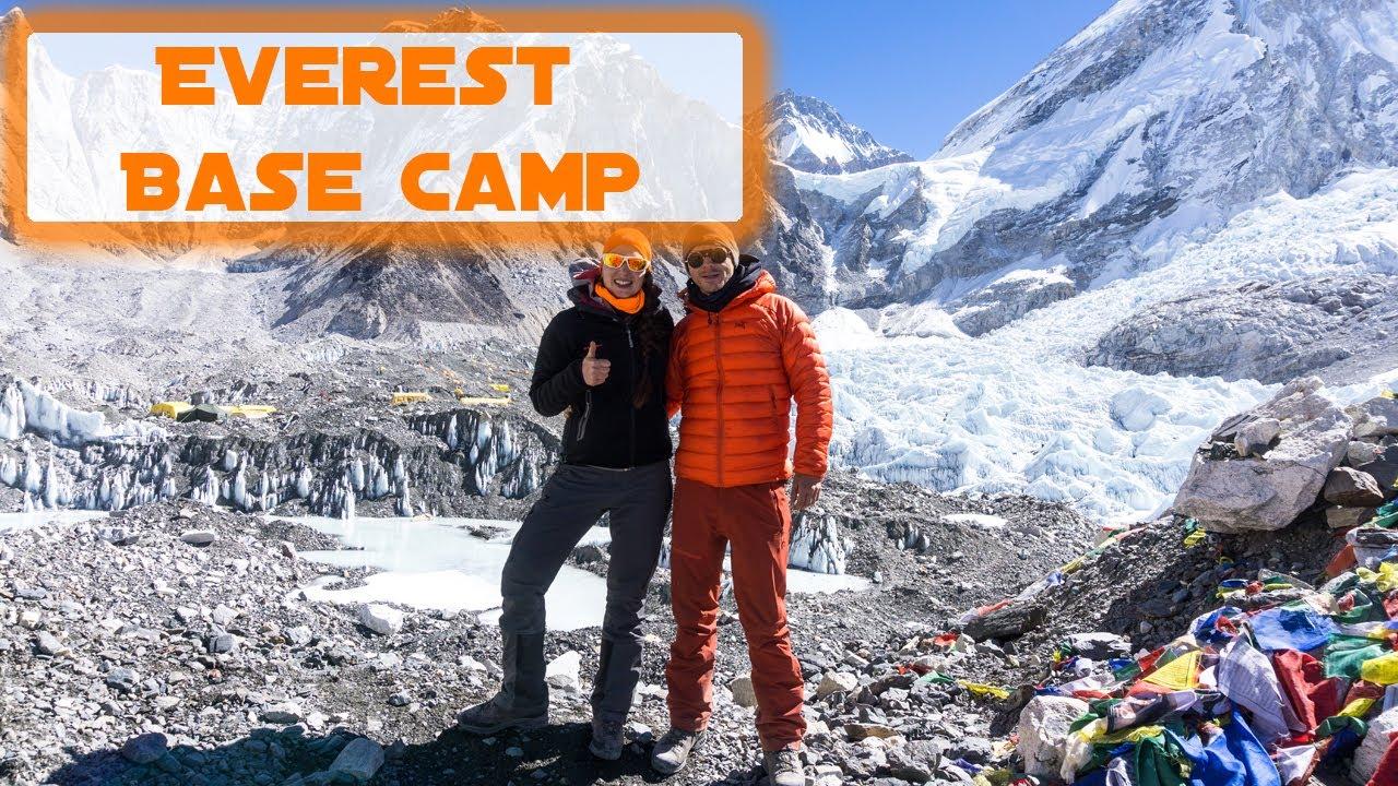 Wanderung zum Mount Everest Base Camp (Nepal)